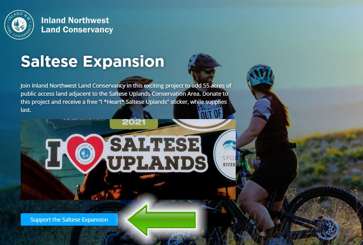 Saltese Uplands Expansion