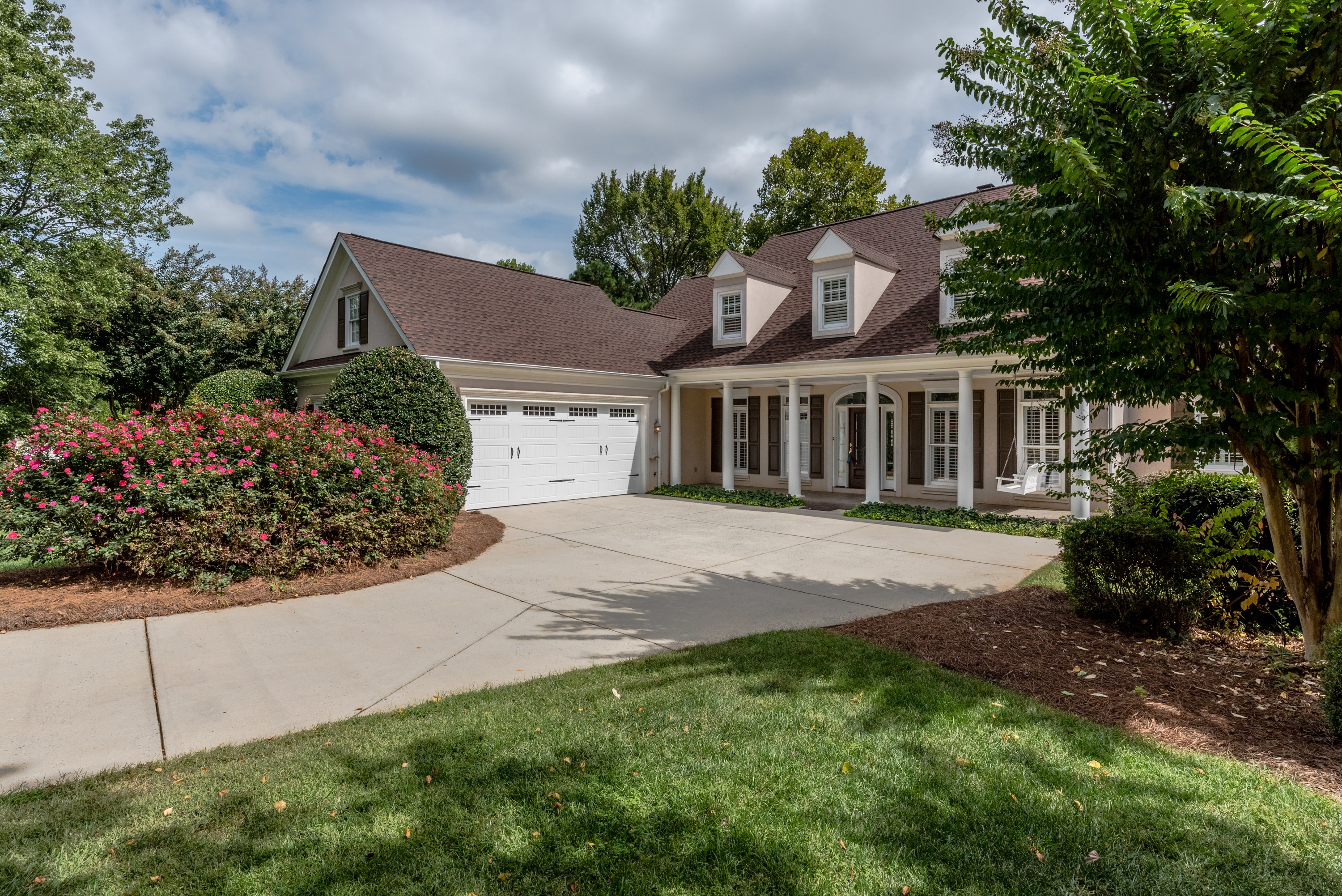 Ballantyne country club home typical