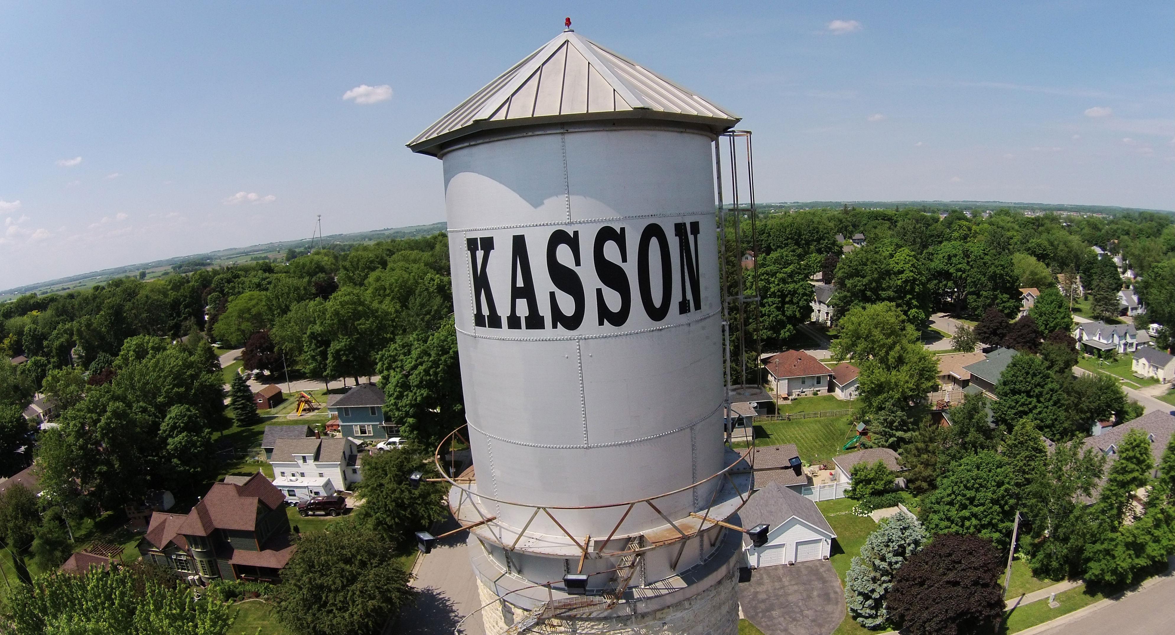 Kasson Minnesota Water Tower