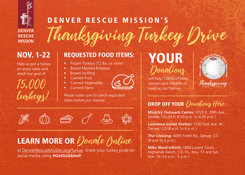 Ways To Give To Families This Thanksgiving