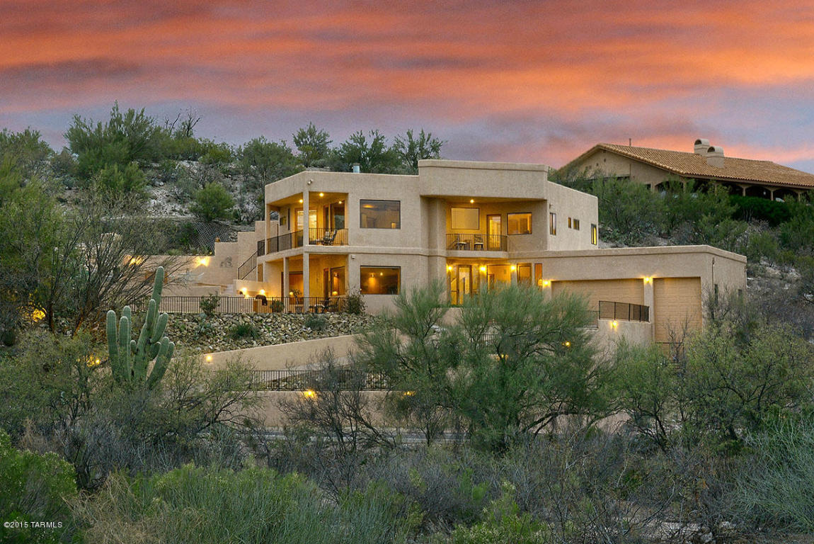 tucson homes for sale in catalina foothills school district