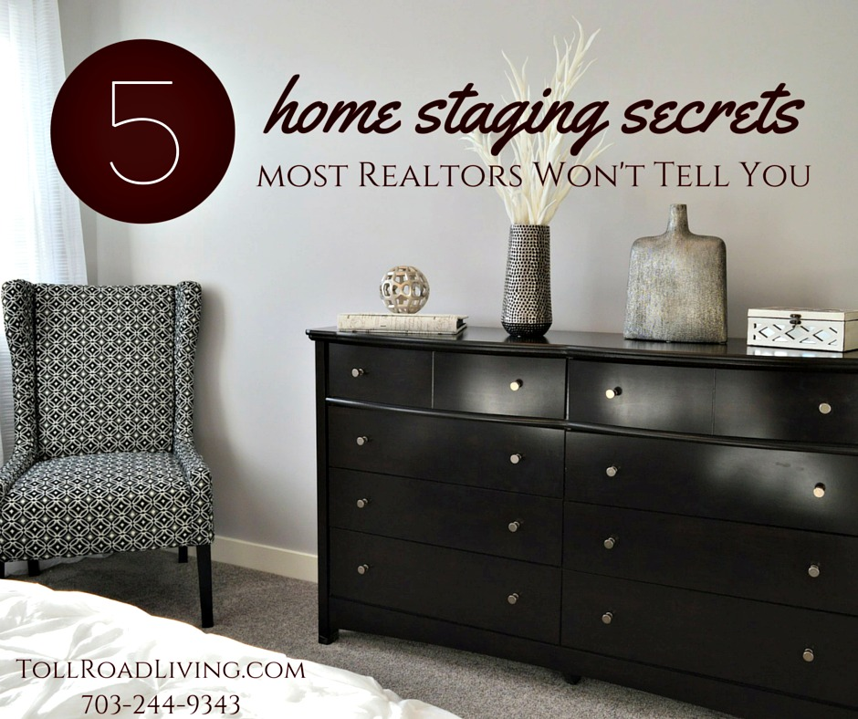 5 Home Staging Secrets Most Realtors Won't Tell You