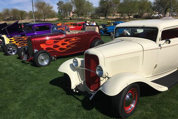 2nd Annual Havasu Deuces '32 Ford Car ShowImage title