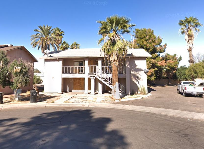 wholesale off market multifamily fourplex mesa az