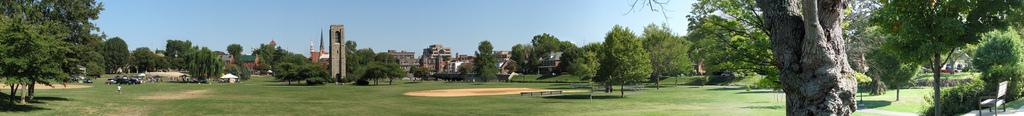 Baker Park panorama