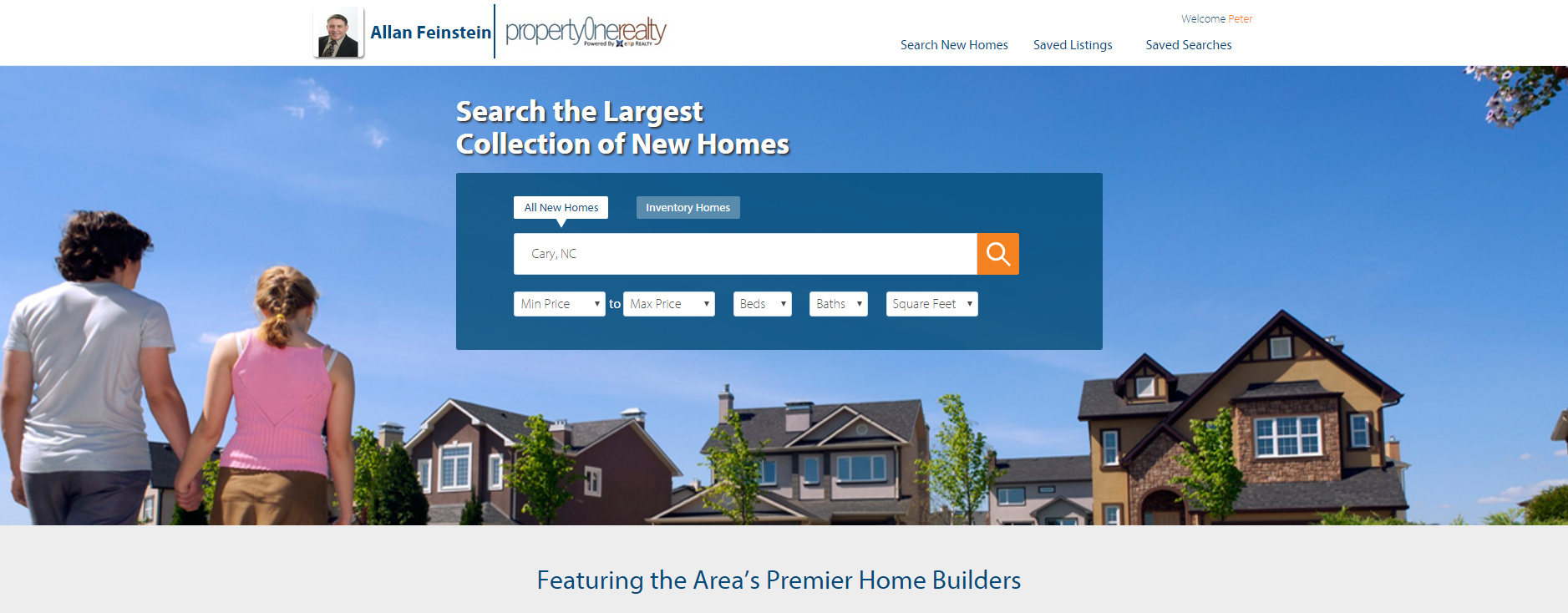 Search the Largest Collection of New Homes