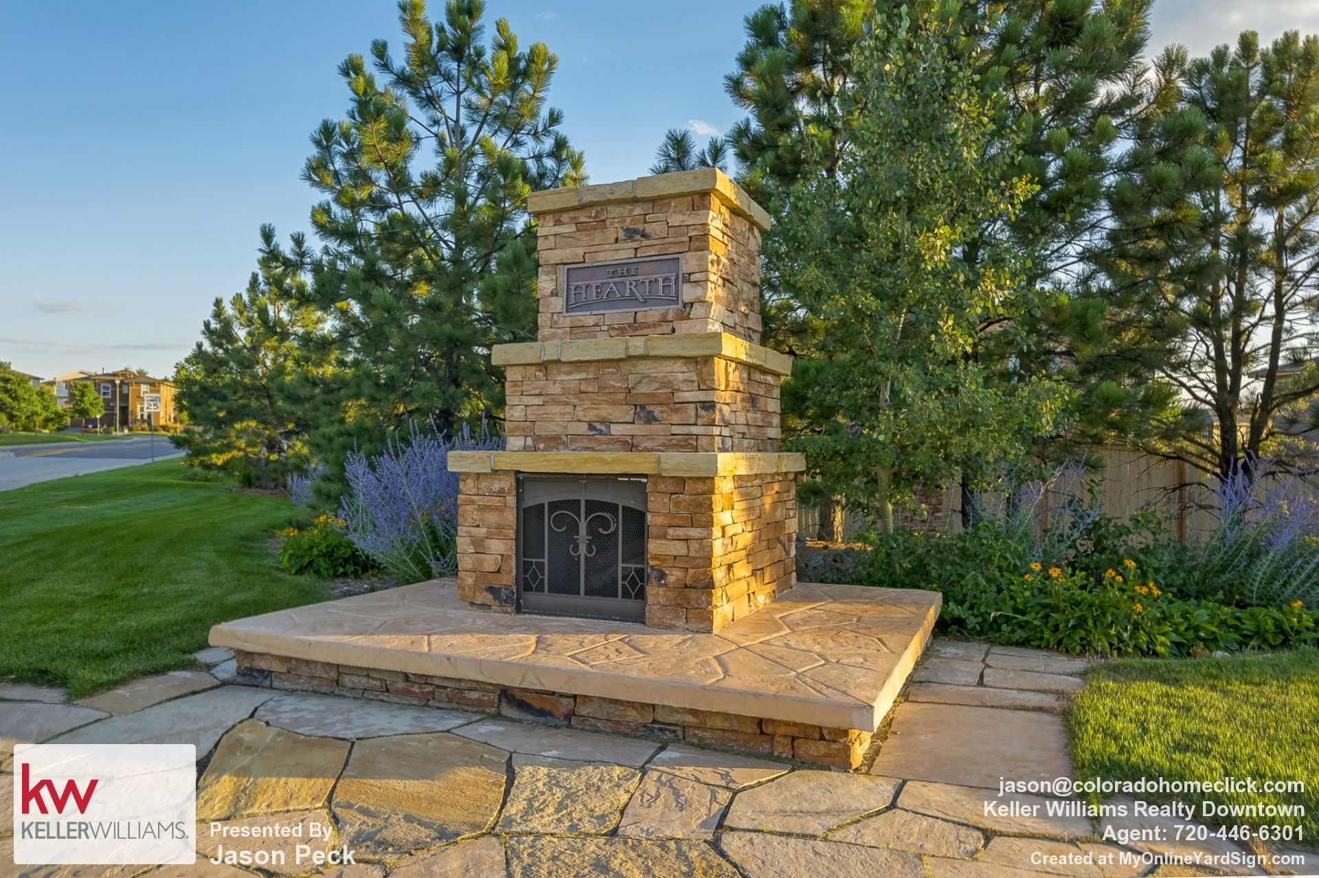 The Hearth in Highlands Ranch