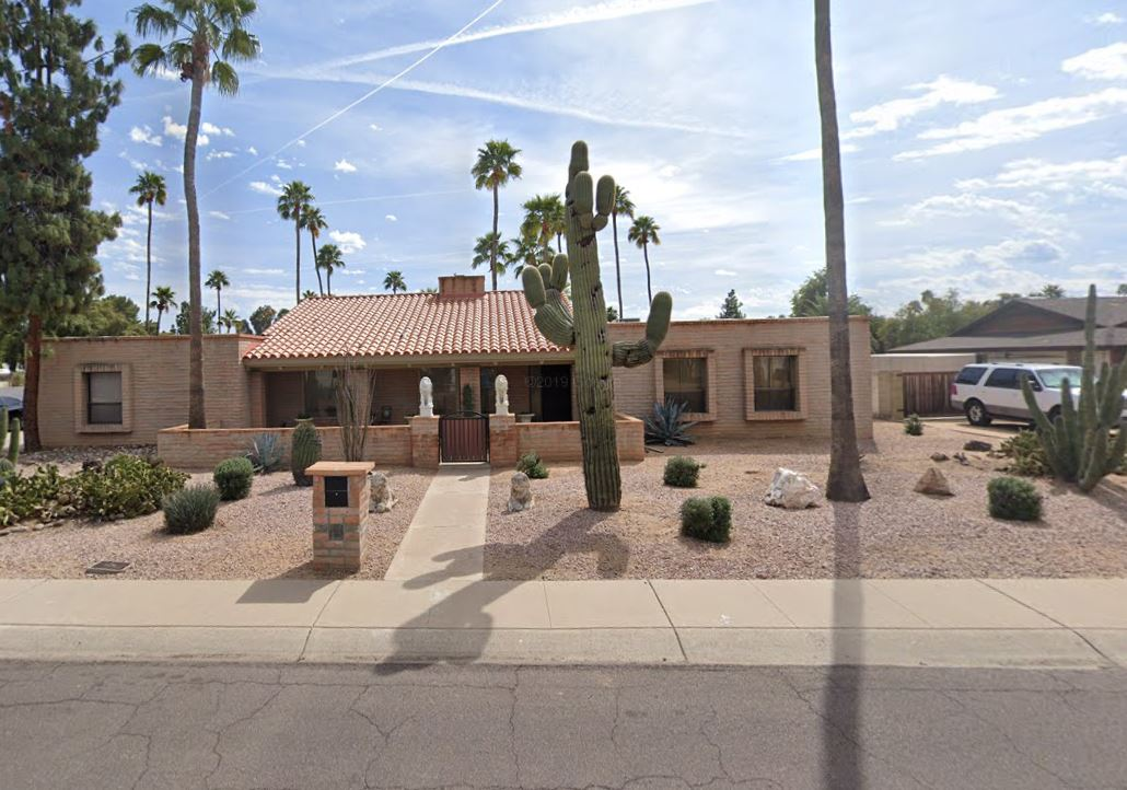 wholesale off market property single family home scottsdale az