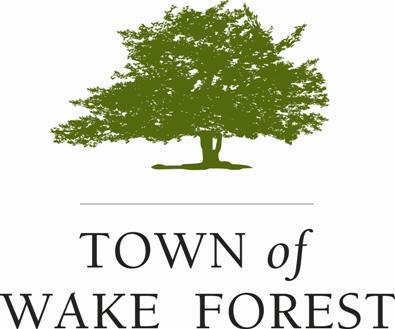 Wake Forest NC Logo