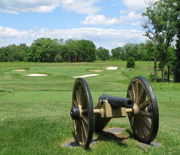 Cannonridge Golf Club near homes for sale in Stafford VA