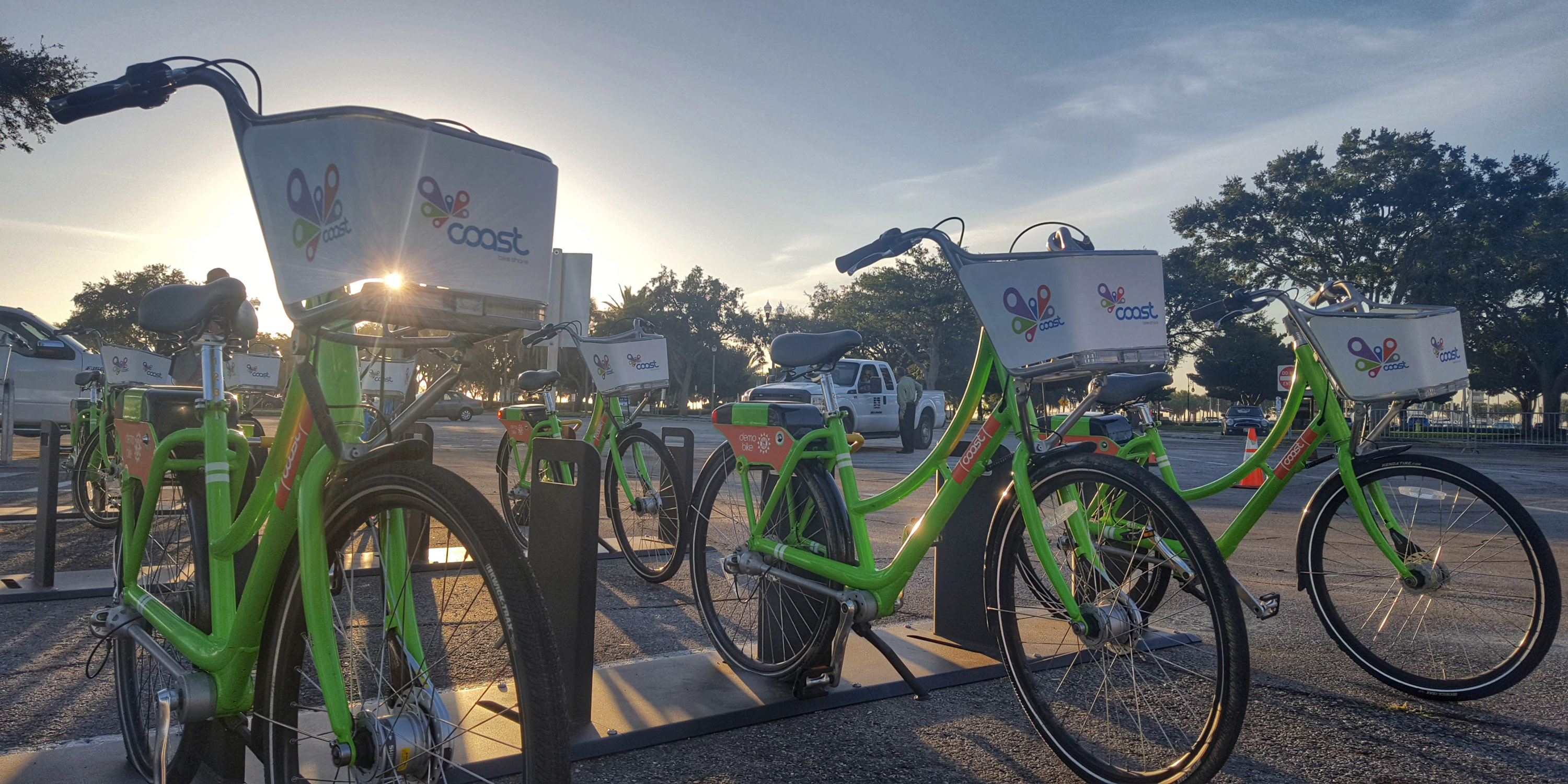 Coast Bike Share St. Pete