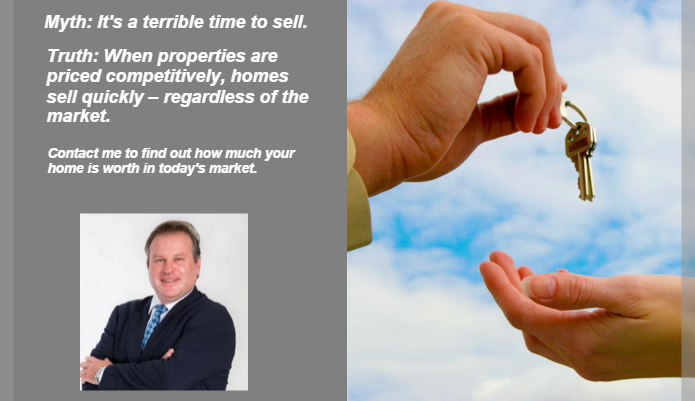 It's a good time to sell!