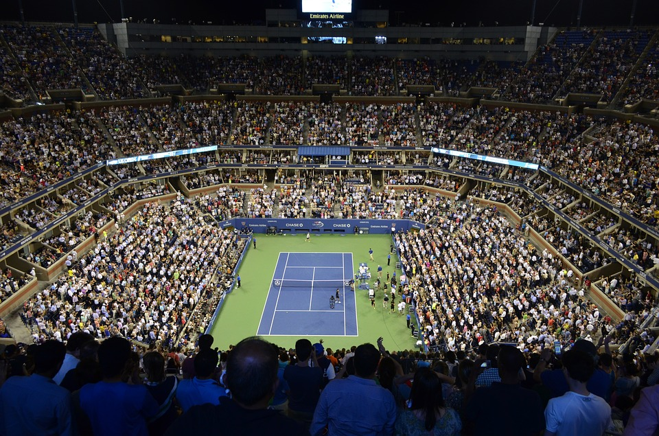 US Tennis Open Arthur Ashe Stadium
