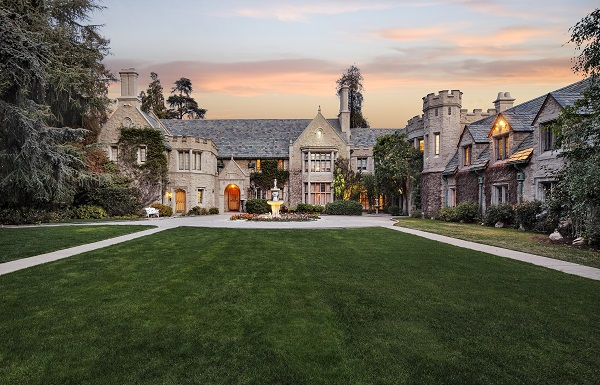 Playboy Mansion - Los Angeles