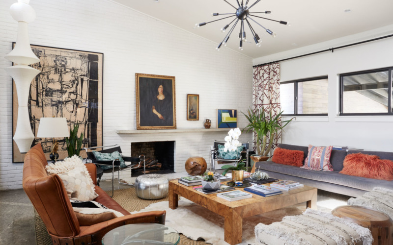 Secrets For An Eclectic Home