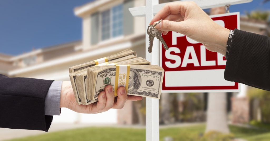 Image result for cash price of your home