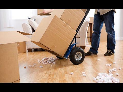 Johnson City Homes - Choosing a Moving Company
