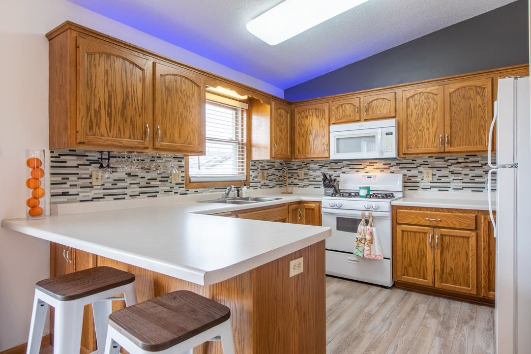 Kitchen 4402 10th St NW Rochester MN