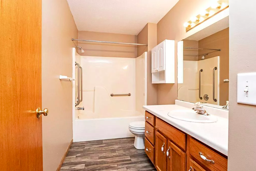 Bathroom, house for sale, 2328 Hampton Rhodes Ct NW Rochester, MN 55901