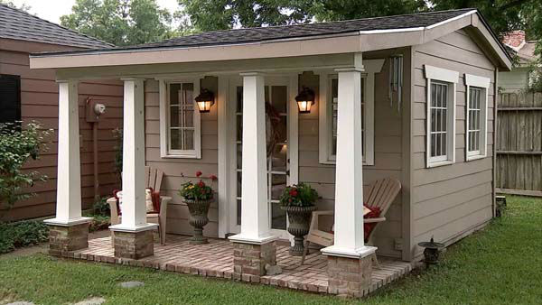the she shed a womans alternative to a man cave