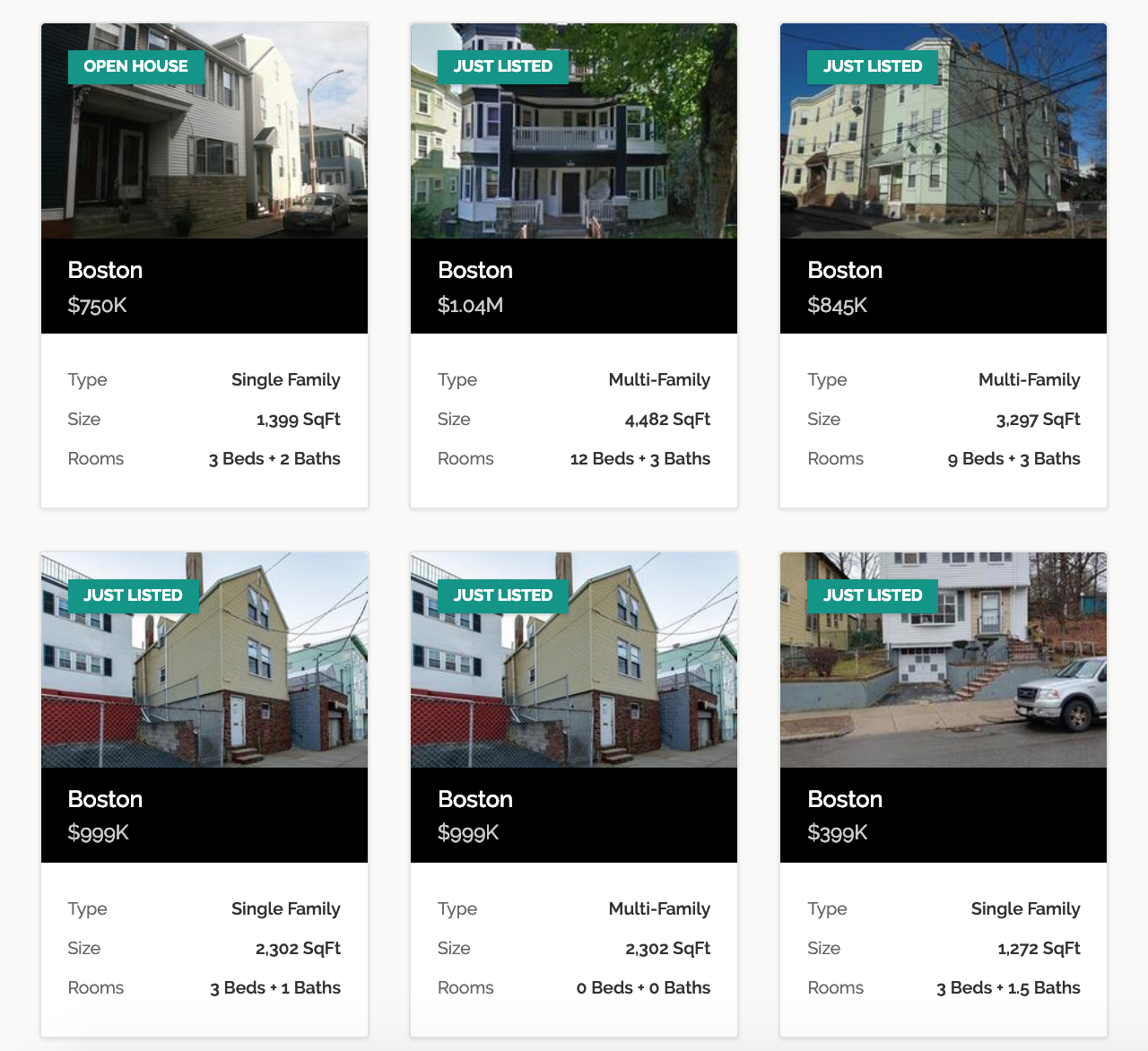 Vital Source Realty Just Listed Homes For Sale Boston 2019