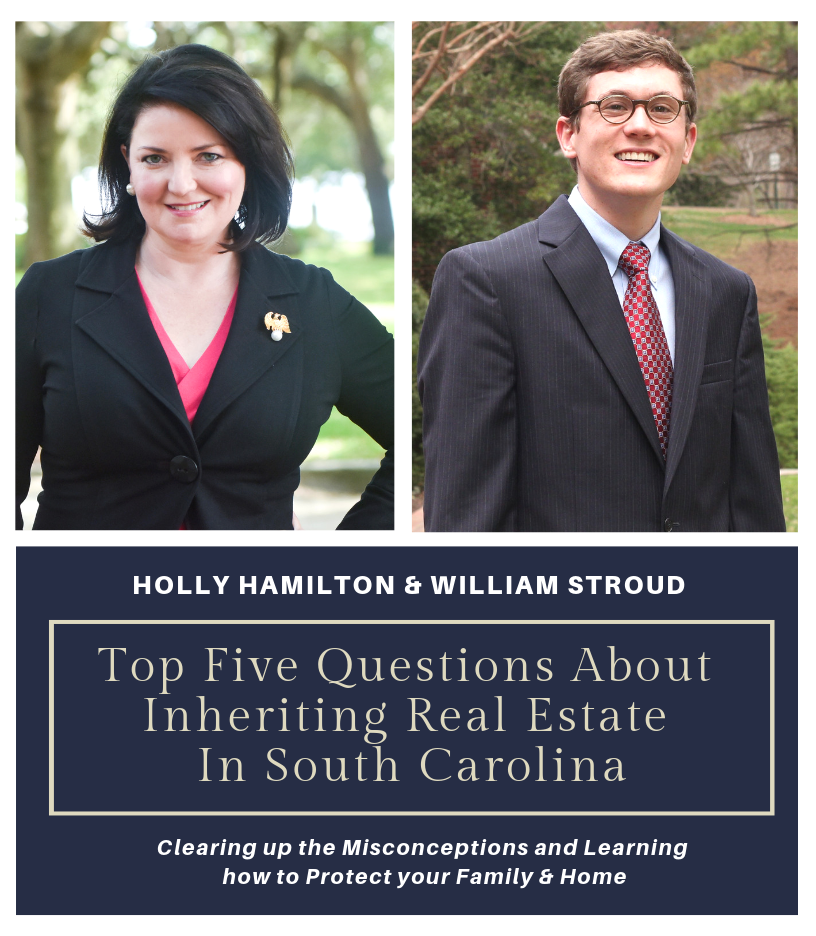 Holly Hamilton on Top Questions About Real Estate Inheritance