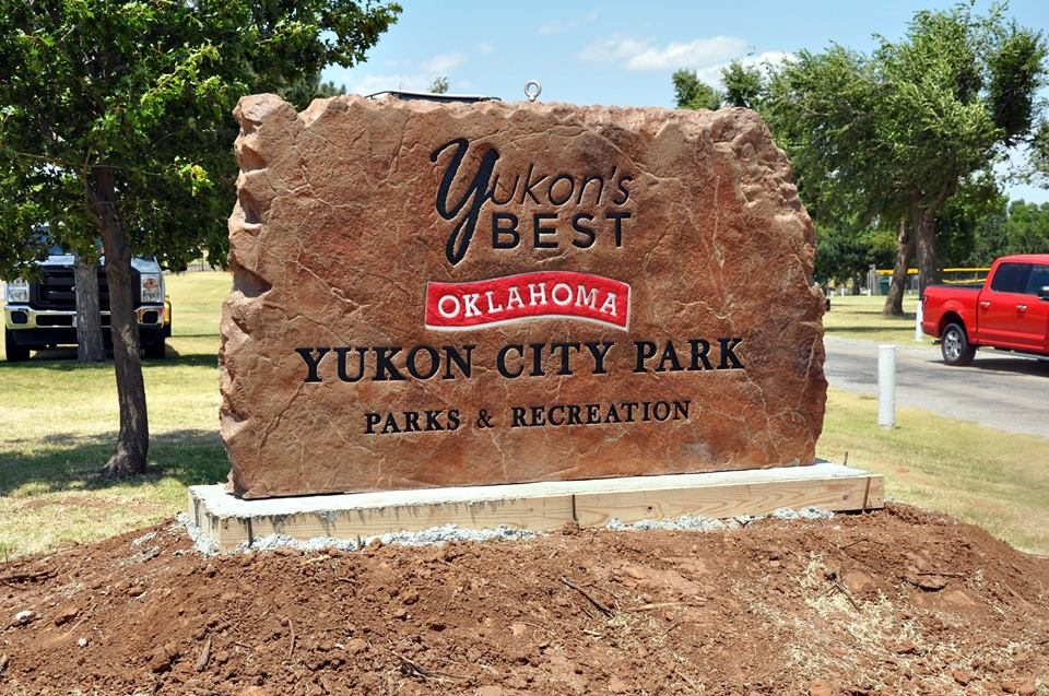 Photo courtesy of City of Yukon