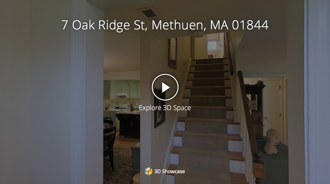 Free 3D Showcase Matterport Tour