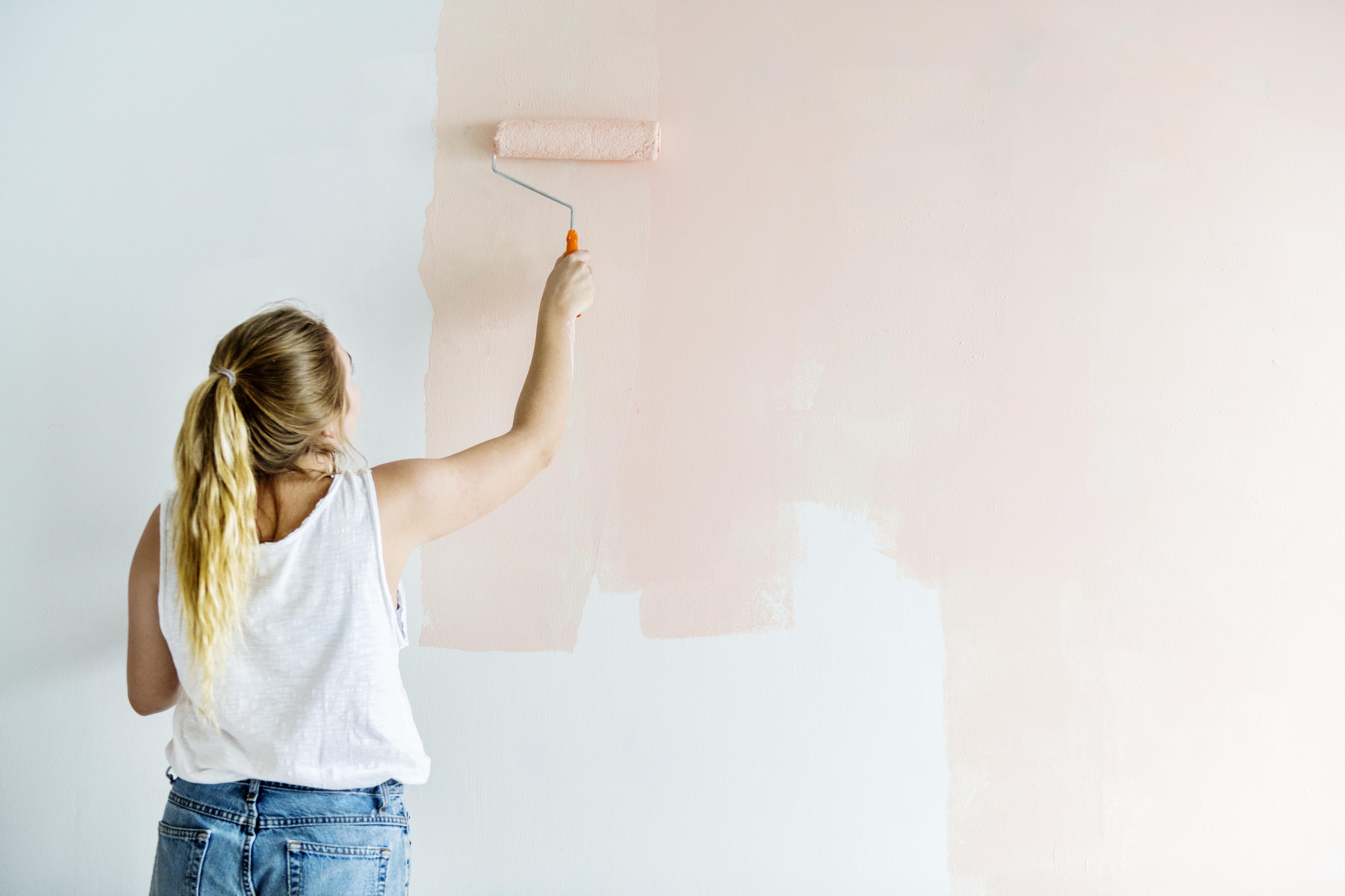 Update Paint Colors