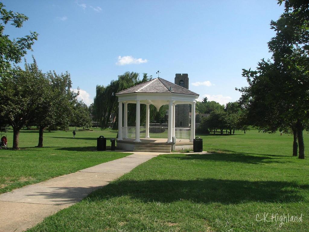 Baker Park Gazebo