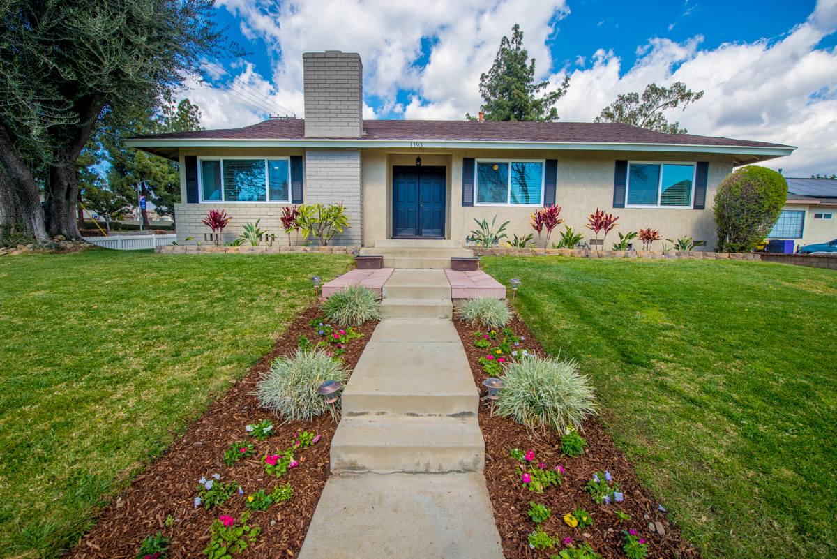 1193 W. 17th Street - Upland Single Story Pool Home For Sale