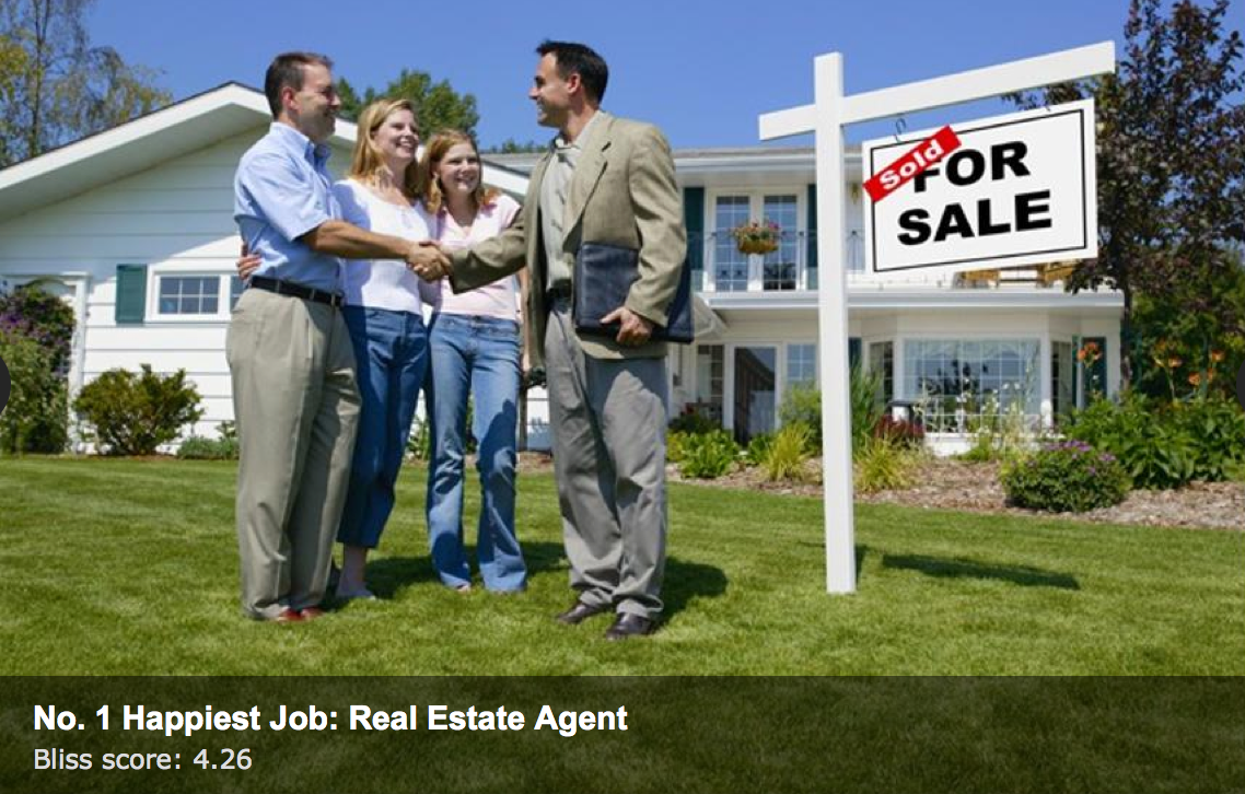 Image titlehttp://www.forbes.com/pictures/efkk45ehffl/no-1-happiest-job-real-estate-agent/
