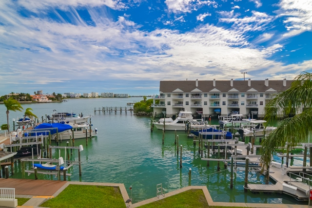 Waterfront Captiva Cay Townhouse- Highest sale in the community in 2 years! SOLD for $690k