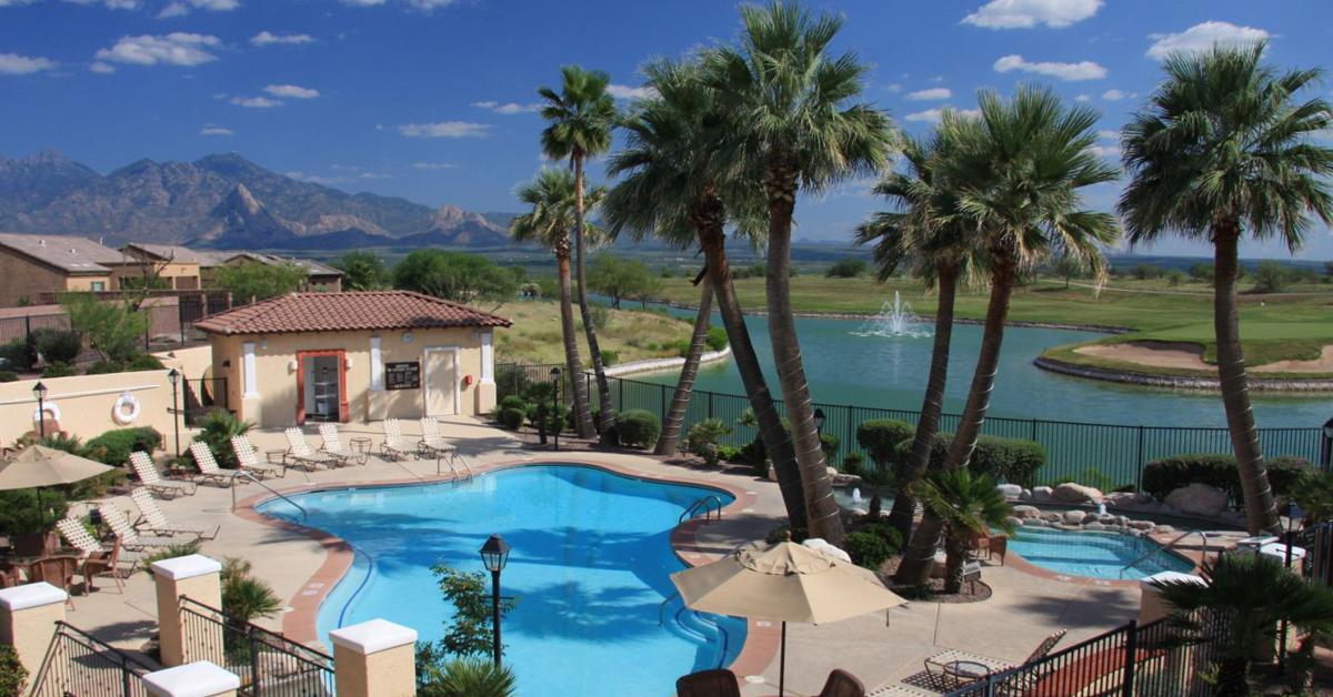 Staycation in Scottsdale
