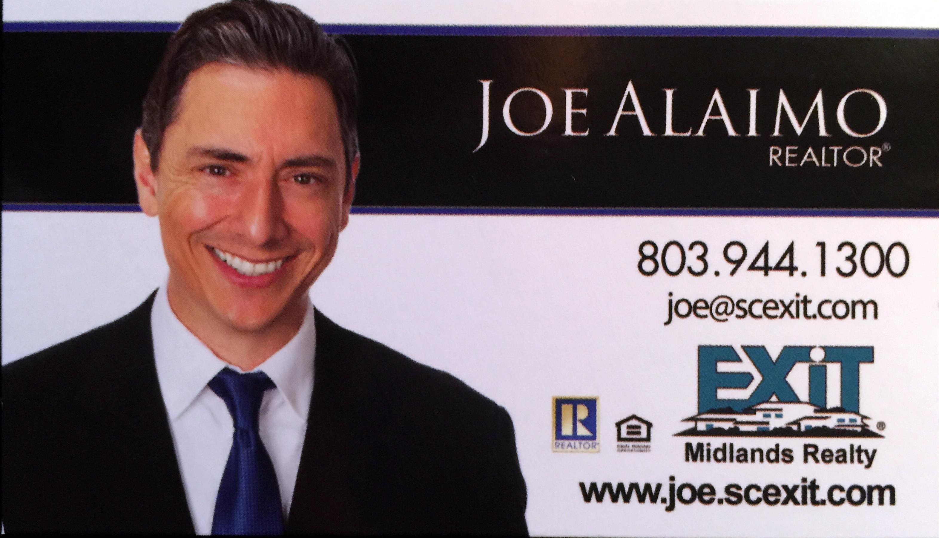 Joe Alaimo Exit Midlands