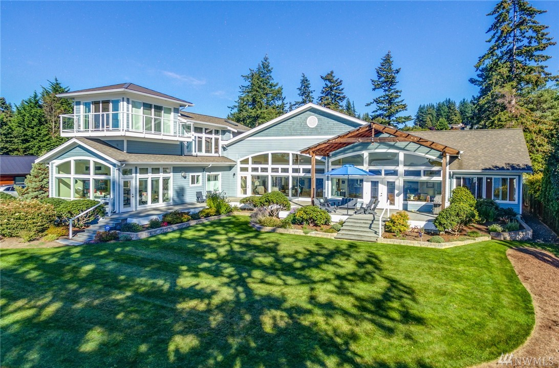 530 Bayside Road Bellingham Washington Whatcom County Luxury Home For Sale Waterfront Property