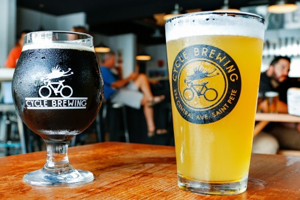 Cycle Brewing St Pete