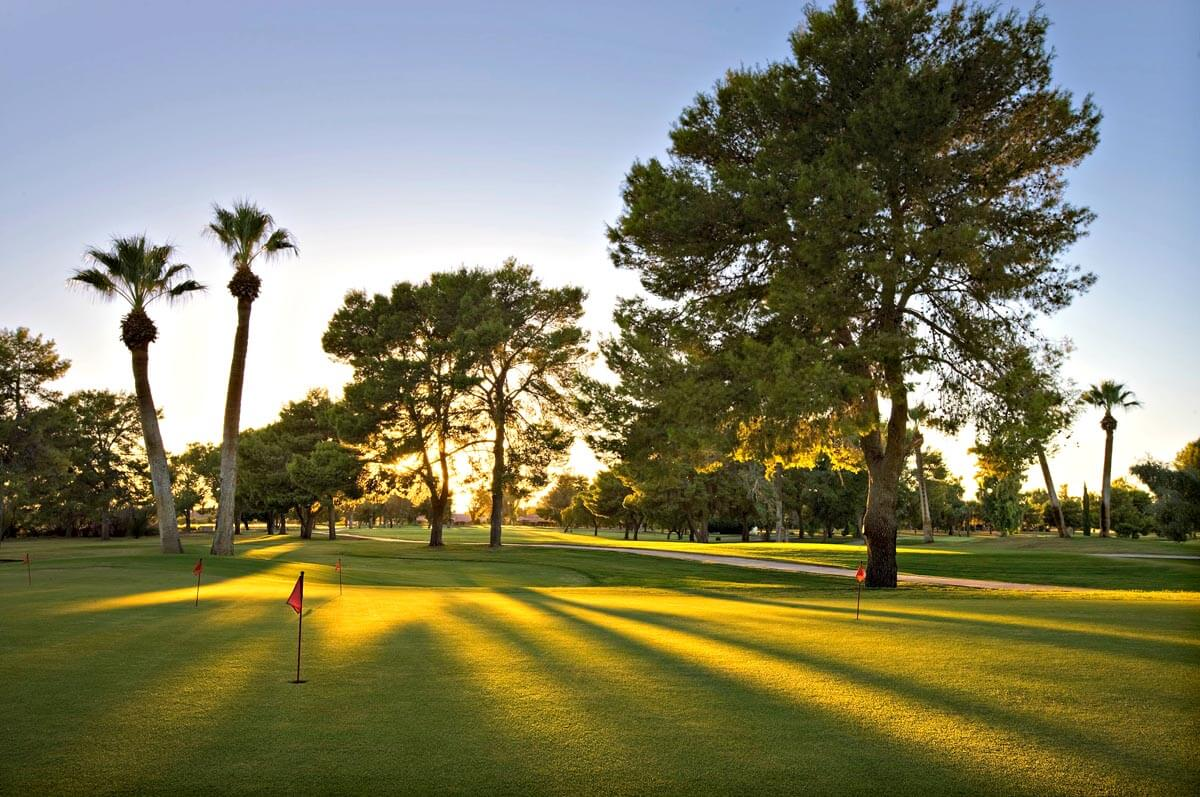 The Wigwams Three 18hole Championship Golf Courses In