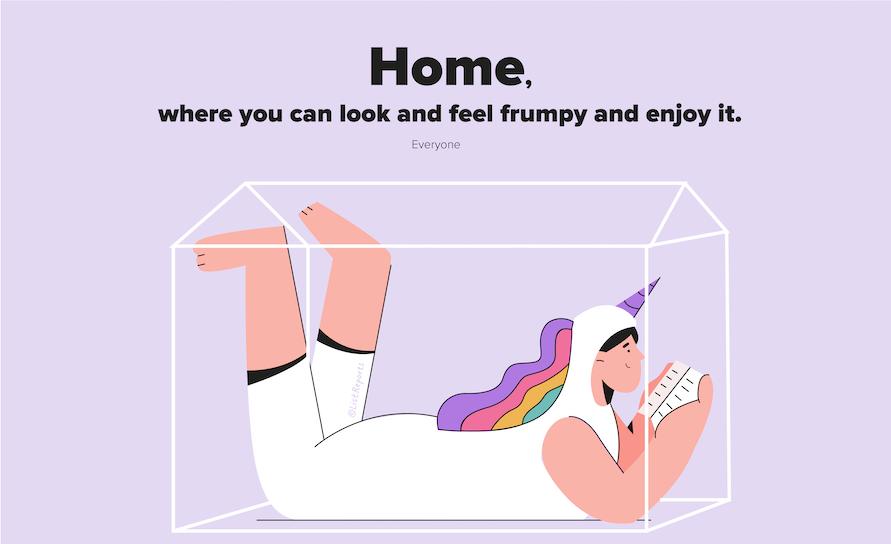house to make a home