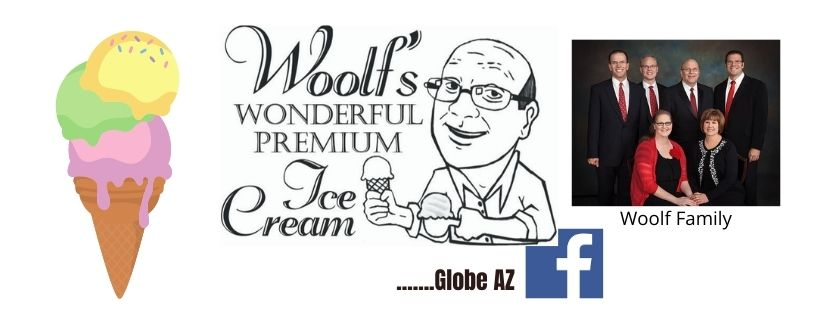 Woolf's Wonderful Premium Ice Cream