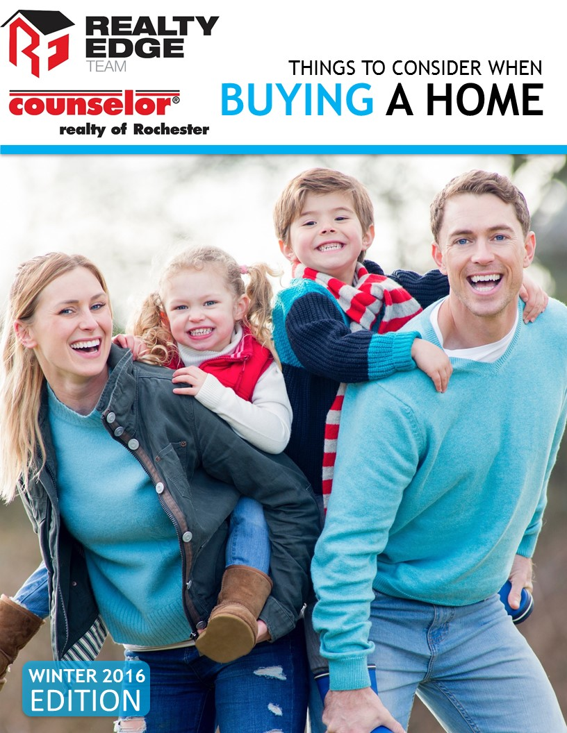 Rochester Realty Edge Winter Buyer's Guide