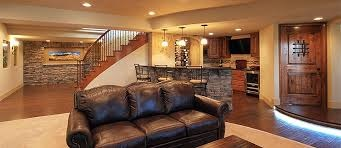 Finished basements in Liberty Twp