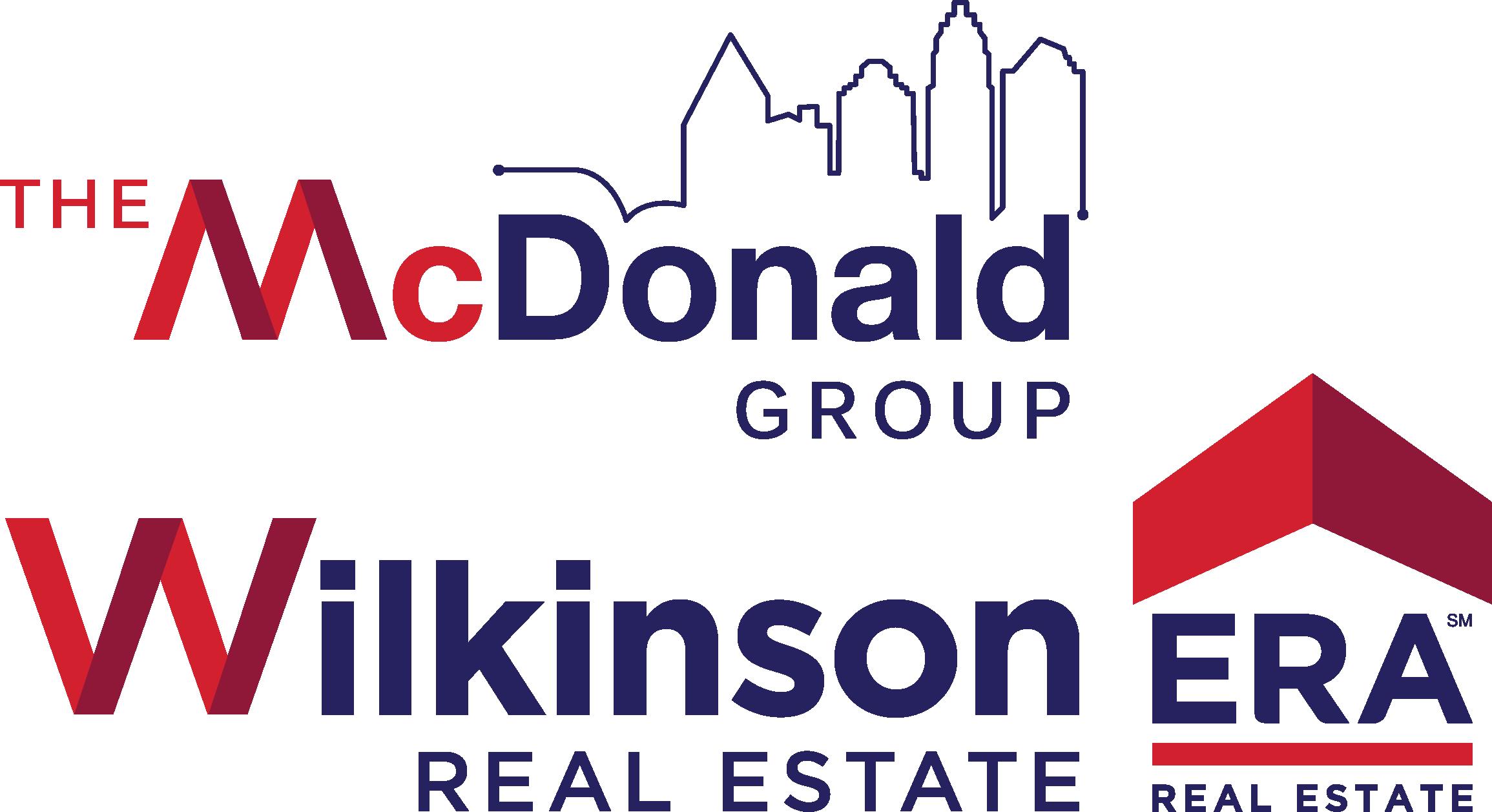 Top Agents at the McDonald Group at  Wilkinson ERA