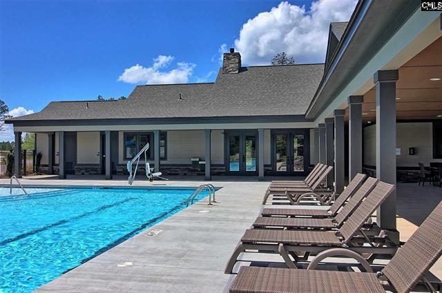 Enjoy the pool without the upkeep!