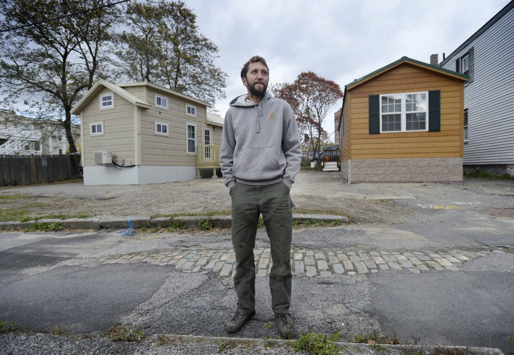 Portland tells owner of tiny RV homes in Bayside: Hit the road