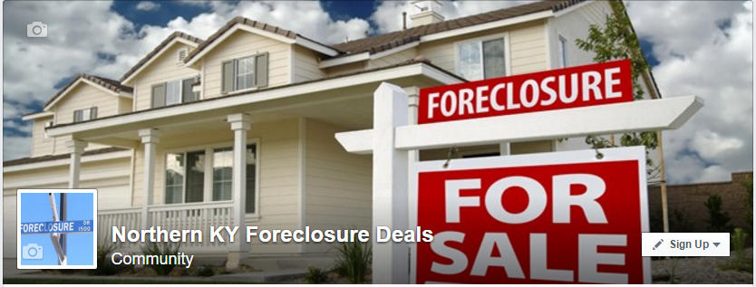 Northern Kentucky Foreclosure Deals
