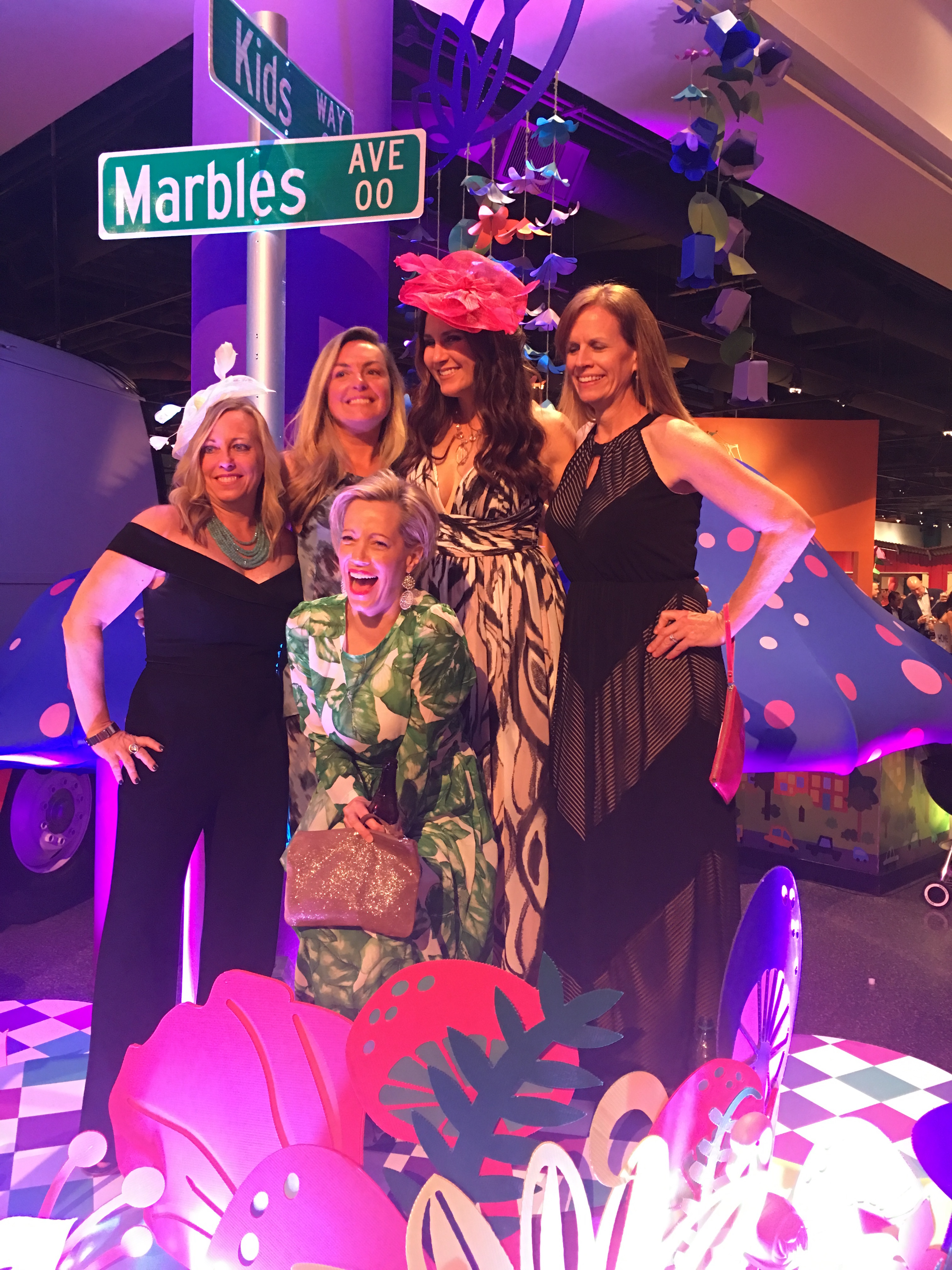 Marbles Imaginational Ball 2018