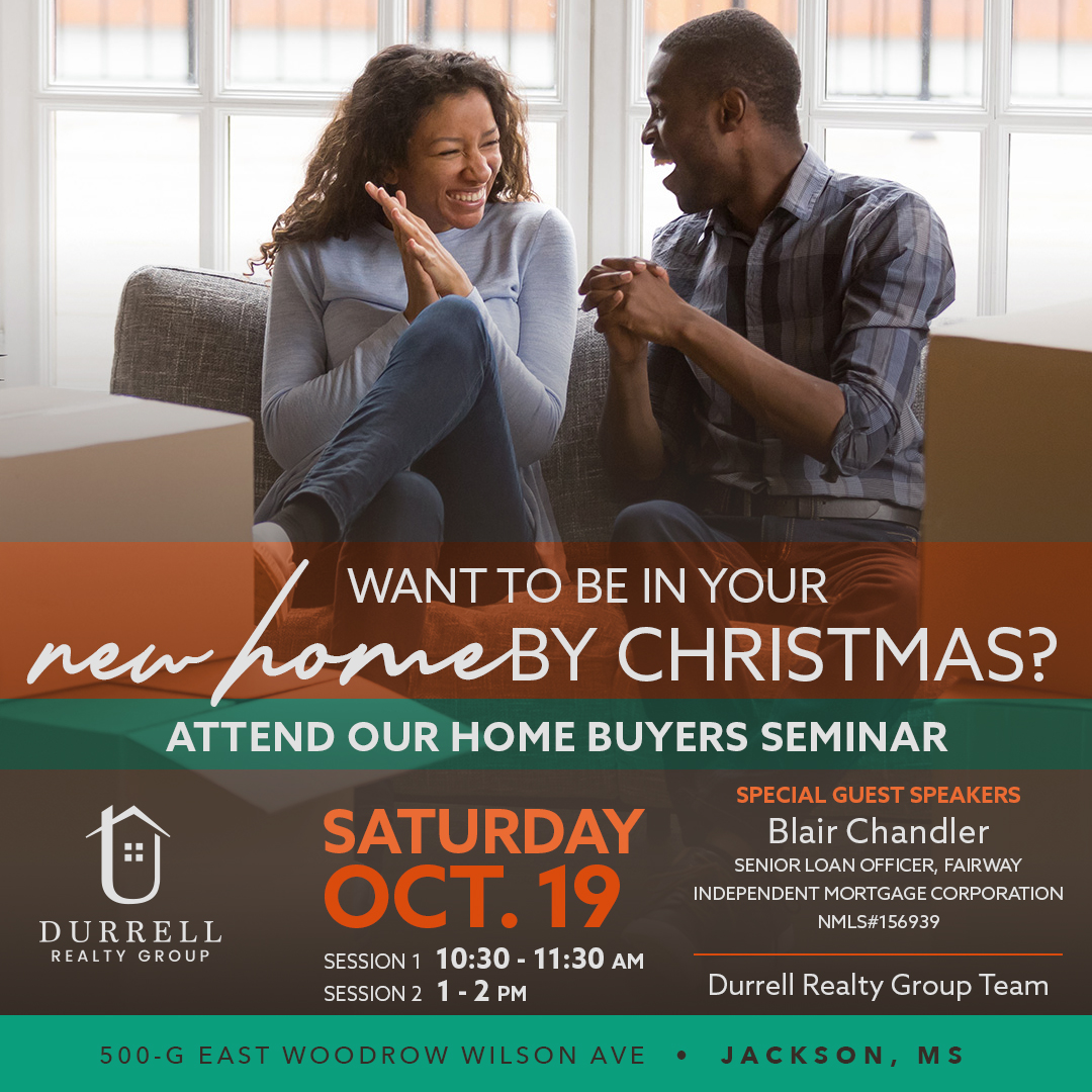 Home By Christmas.Want To Be In Your New Home By Christmas