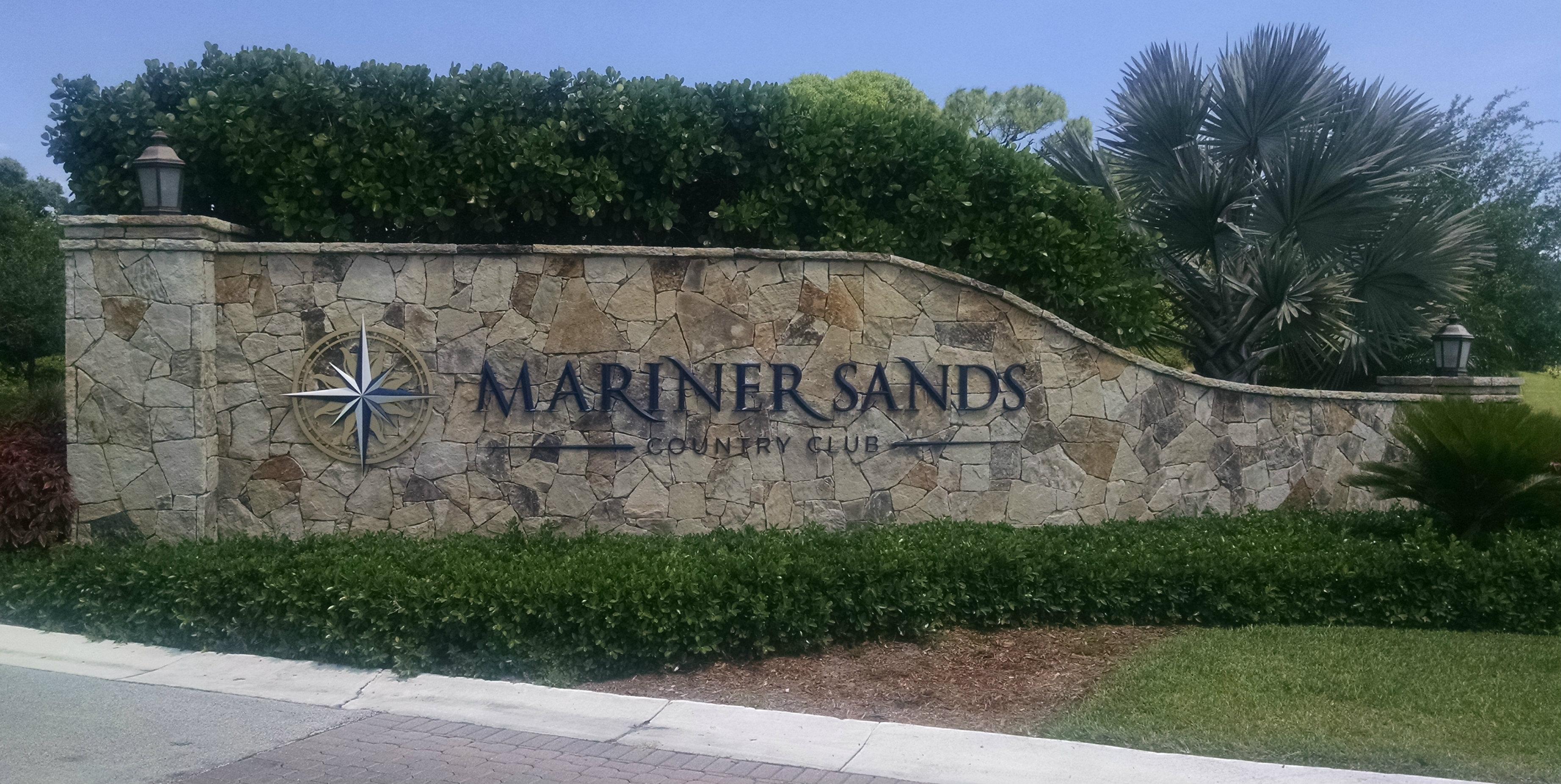 Mariner Sands Golfing