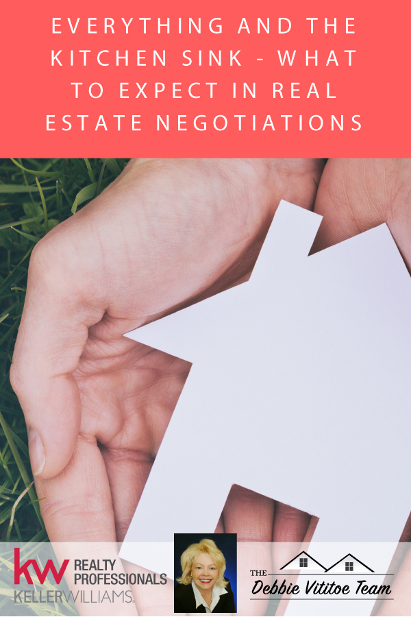 What to expect in real estate negotiations